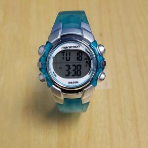 💫 NEW Timex Women's Marathon Digital Sport Watch